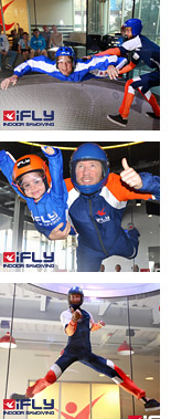 Indoor Skydiving Perth