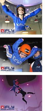 Indoor Skydive Sydney