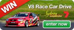 Sydney Weekender Competition