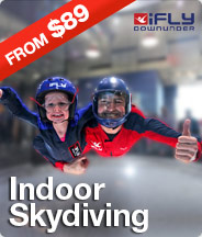 Indoor Skydiving - Bookings Now Open!