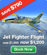 Jet Fighter Flight