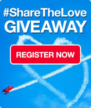 Share The Love Giveaway!