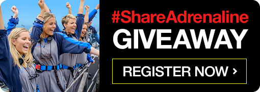Share Adrenalin Giveaway
