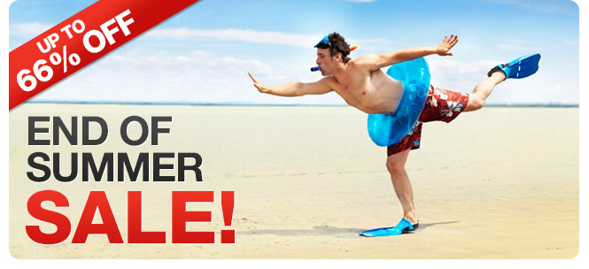 End of summer sale up to 66% off everything at Adrenalin.com.au