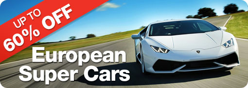 European Super Cars