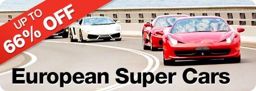 European Supercars