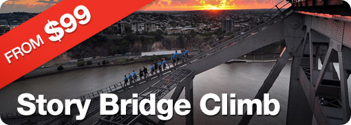 Story Bridge Adventure Climb